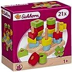Eichhorn - motricit� jouet 21 pi�ces