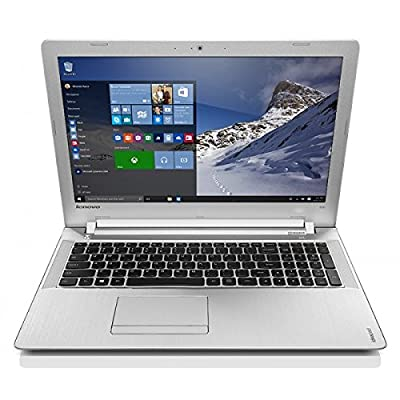 Lenovo Ideapad 500 80NT00PAIN 15.6-inch Laptop (Core i7-6500U/8GB/1TB/DOS/4GB Graphics), Black