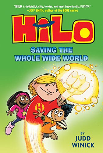 Download Hilo Book 2: Saving the Whole Wide World