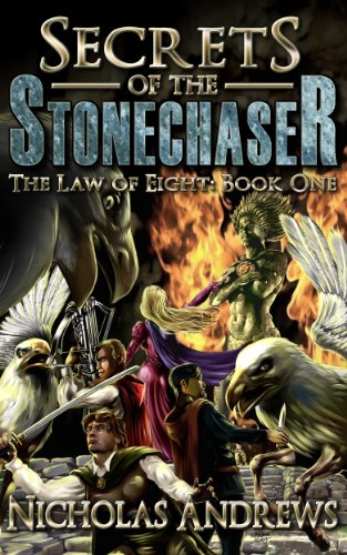E-book - Secrets of the Stonechaser by Nicholas Andrews