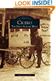 Cicero The First Suburb West (Images of America (Arcadia Publishing))