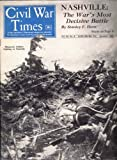 img - for Civil War Times December 1961 (Battle of Nashville cover) book / textbook / text book