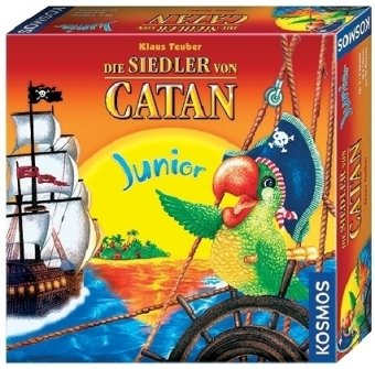 Die Siedler von Catan (Kinderspiel), Junior