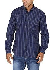 Pepe Men's Regular Fit Cotton Shirt