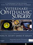 img - for Veterinary Ophthalmic Surgery Veterinary Ophthalmic Surgery book / textbook / text book