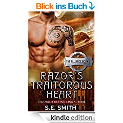 Razor's Traitorous Heart: The Alliance Book 2 (English Edition)