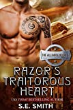 img - for Razor's Traitorous Heart: The Alliance Book 2 book / textbook / text book