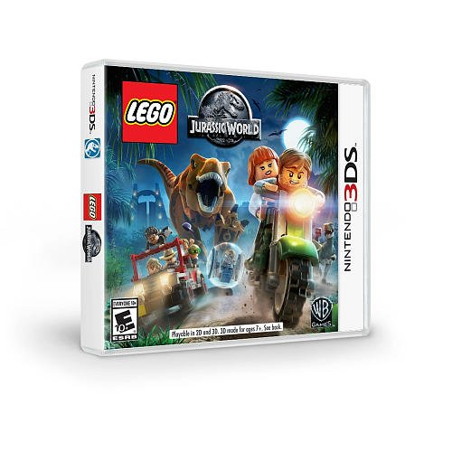 LEGO Jurassic World for Nintendo 3DS (Lego Jurassic World Video Game compare prices)