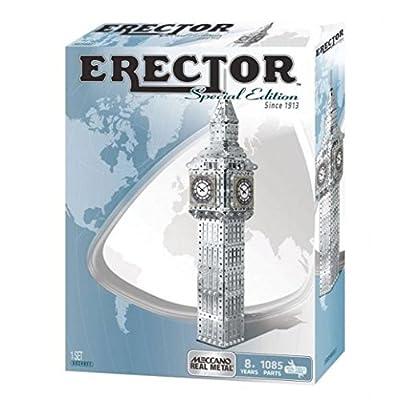 Erector Big Ben Special Edition Set Model Kit