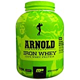 Arnold Iron Whey review