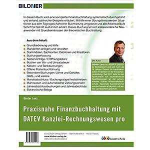 DATEV Kanzlei Rechnungswesen pro / Mittelstand pro: Das komplette Lernbuch für Einsteiger: Von der
