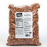 Fast Fresh Nuts - Whole Almonds in a Handy Bulk-Bag