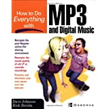 How to Do Everything With Mp3 and Digital Musicpar Dave Johnson