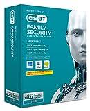 ESET ファミリー セキュリティ 1年版