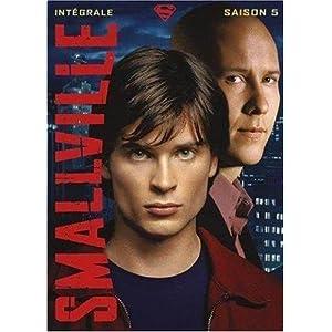 Smallville : L'intégrale saison 5 - Coffret 6 DVD