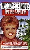 Martinis & Mayhem: A Murder, She Wrote Mystery