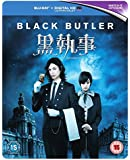 Black Butler (Steelbook Edition) [Blu-ray] [2015] [Region Free]
