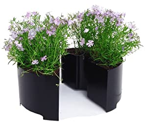 Round Picnic Tabletop Planter