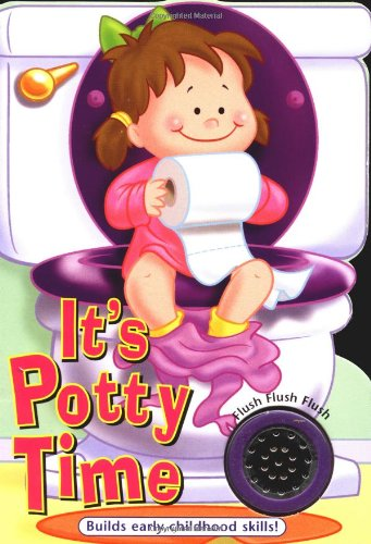 It'S Potty Time For Girls (It'S Time To... Board Book Series) front-460102