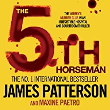 5th Horseman: The Women's Murder Club, Book 5 Audiobook by James Patterson, Maxine Paetro Narrated by Pat Starr