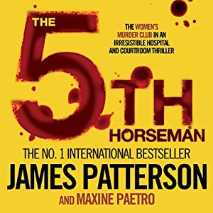 5th Horseman: The Women's Murder Club, Book 5 Audiobook