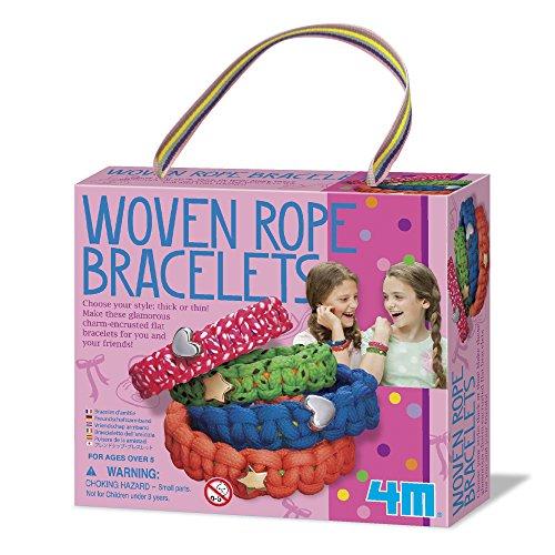 4M Woven Rope Bracelets Kit - 1