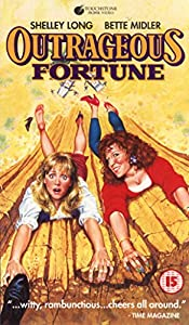 Outrageous Fortune [VHS]