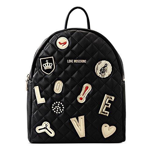 LOVE MOSCHINO Tasche Damen Schwarz - JC4093PP12LO0000 thumbnail