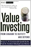 Value Investing: From Graham to Buffett and Beyond (Wiley Finance (Paperback))