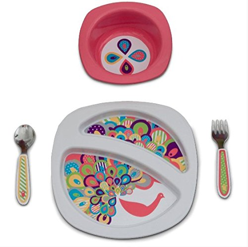 Entrees 4 Piece Feeding (Girl) front-514609