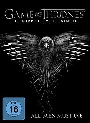 Game of Thrones - Die komplette 4. Staffel [5 DVDs]