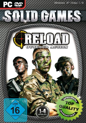 Solid Games Reload Outdoor Action - [PC], PC