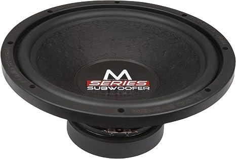 Audio System M 15 Caisson de basse 38 cm
