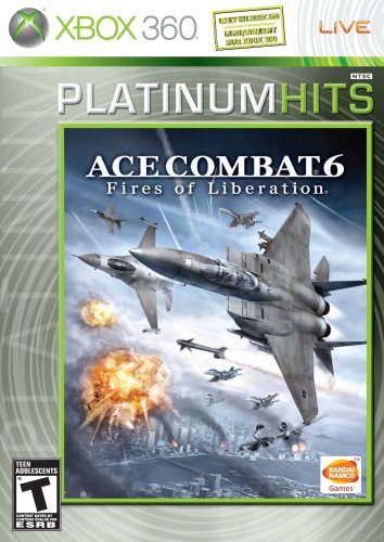 51jK0M9xk4L Reviews Ace Combat 6: Fires of Liberation (Platinum Hits)