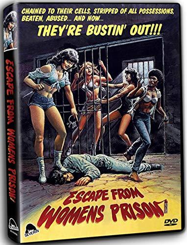 DVD : Escape From Womens Prison