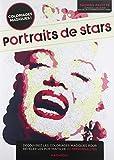 Portraits DE STARS - Coloriages magiques...
