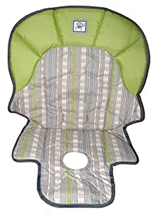 Amazon.com : Graco Meal Time High Chair Replacement Seat ...