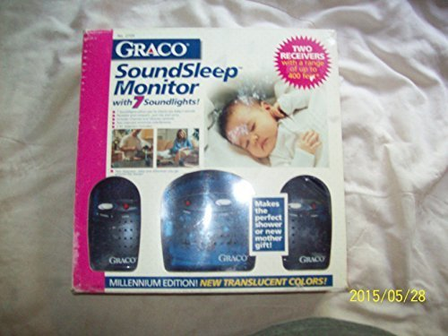 Graco SoundSleep Monitor