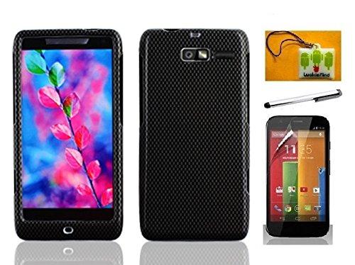 lf-carbon-fiber-designer-hard-case-cover-stylus-pen-screen-protector-wiper-for-verizon-motorola-droi