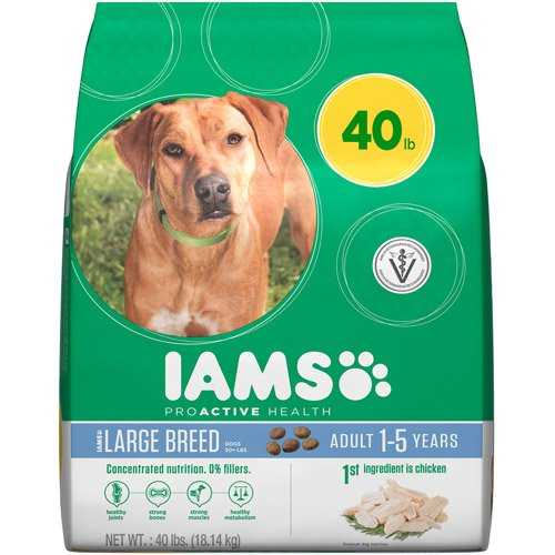 40 Lbs Breed Dog Food Pet Product, Skin And Coat, Chicken And Egg, Muscles