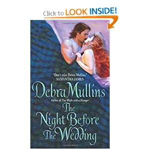 The Night Before the Wedding Debra Mullins
