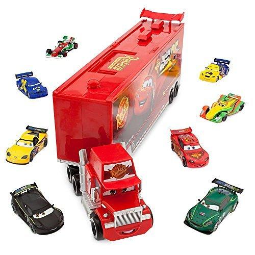 ensemble-mack-parlant-et-miniatures-disney-pixar-cars