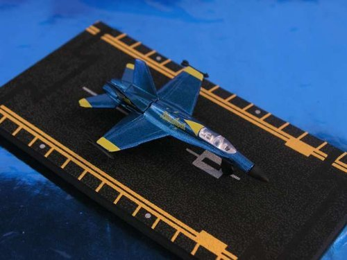 Hot Wings F/A-18 Hornet Blue Angels - 1