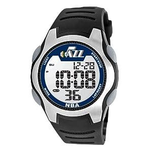 Game Time Mens NBA-TRC-UTA Utah Jazz Watch by Game Time