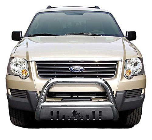 Black Horse Off Road BB047609-SP Bull Bar (2005 Ford Explorer Bull Bar compare prices)
