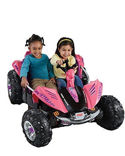 Fisher-Price Power Wheels Girl Dune Racer Ride On