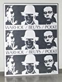 img - for Warhol / Beuys / Polke book / textbook / text book