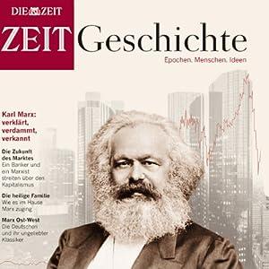 Karl Marx (ZEIT Geschichte) Hörbuch