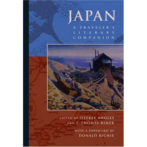 Japan: A Traveler's Literary Companion (Traveler's Literary Companions)