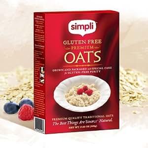 Simpli Gluten Free Premium Oats